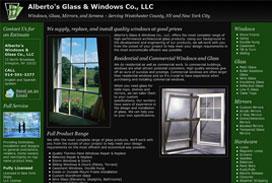 Designs by JC   Alberto's Glass & Windows